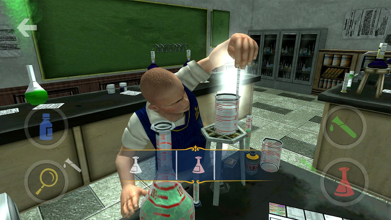 Bully, by Rockstar Games